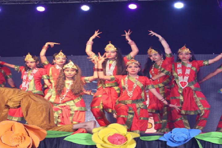 Ganga International School-Events programme