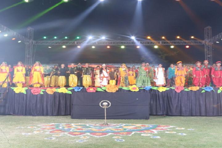 Ganga International School-Events