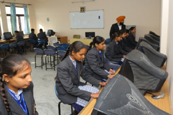 Ganga International School-IT-Lab
