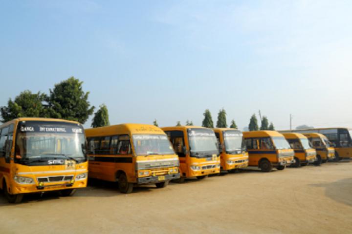Ganga International School-Transport