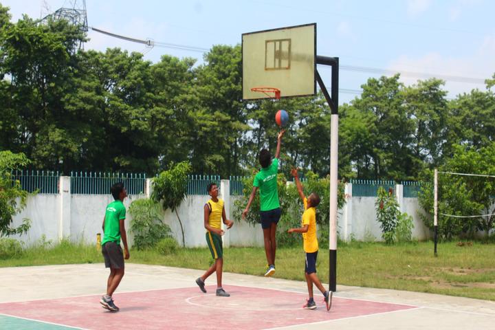 Holy Cross School-Sports