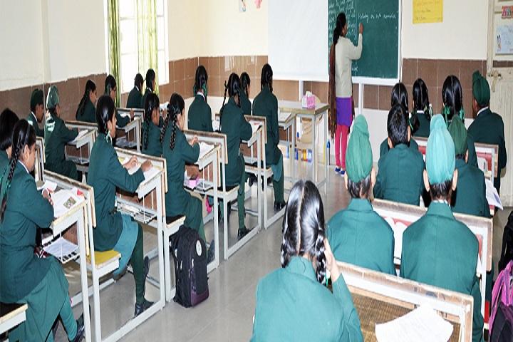 Garden Valley International School-Classroom