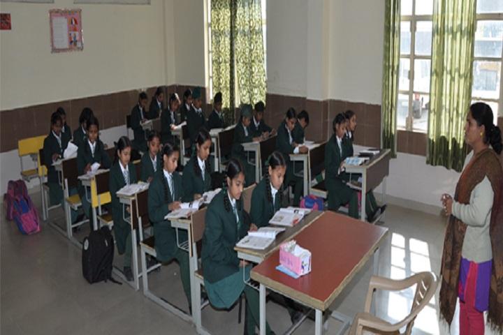 Garden Valley International School-Study Room