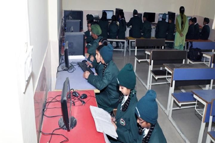 Garden Valley International School-Computer Lab