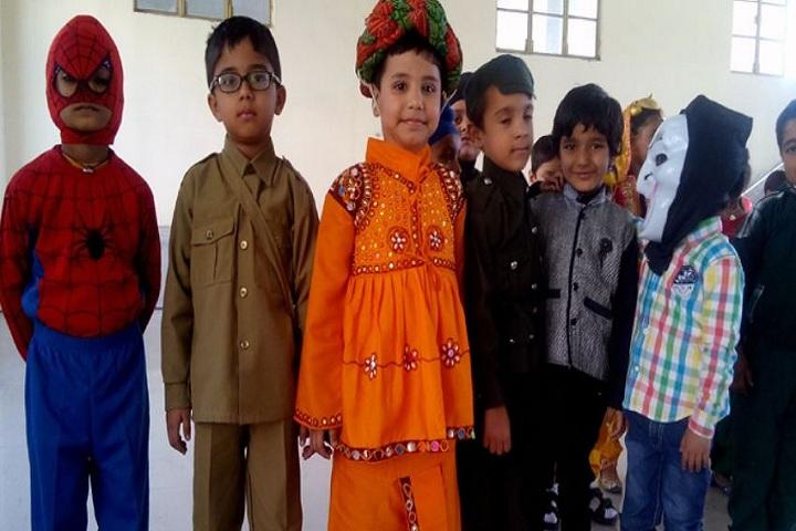 Garden Valley International School-Fancy Dress