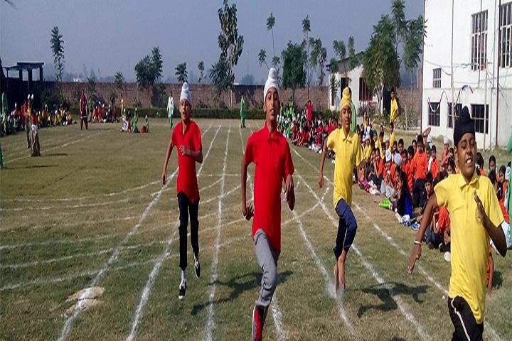 Garden Valley International School-Sports