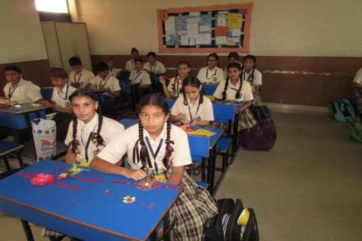 GB International School-Classrooms