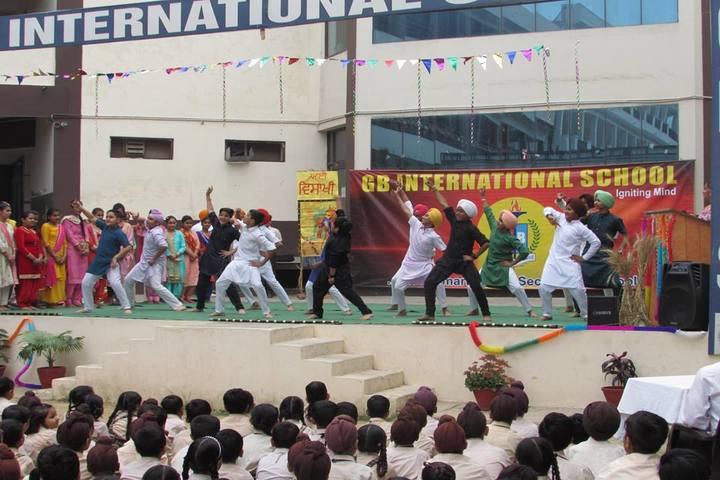GB International School-Dance