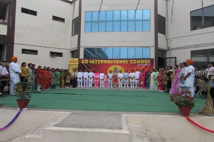 GB International School-Event