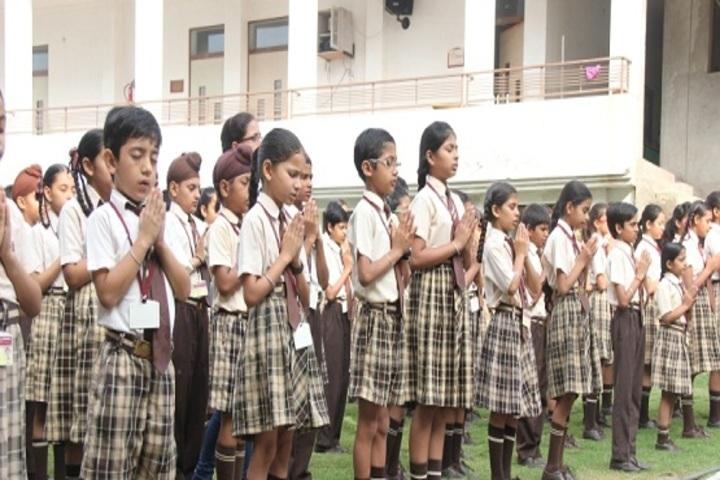 GB International School-Morning Assembly