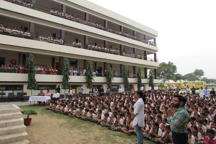 GB International School-School View