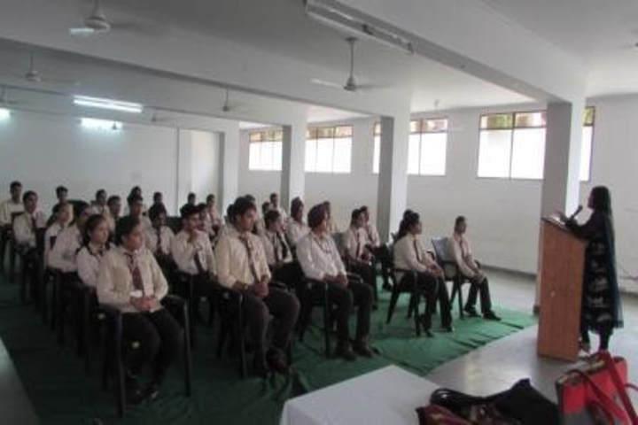 GB International School-Seminar Hall