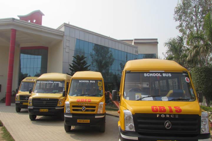 GB International School-Transport