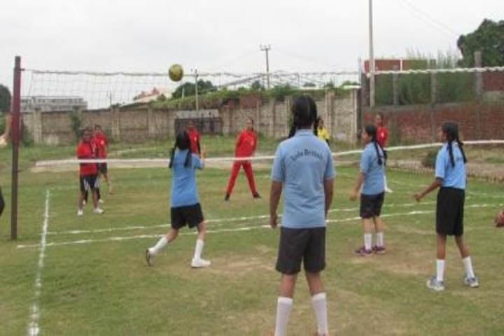 GB International School-Volley Ball Court