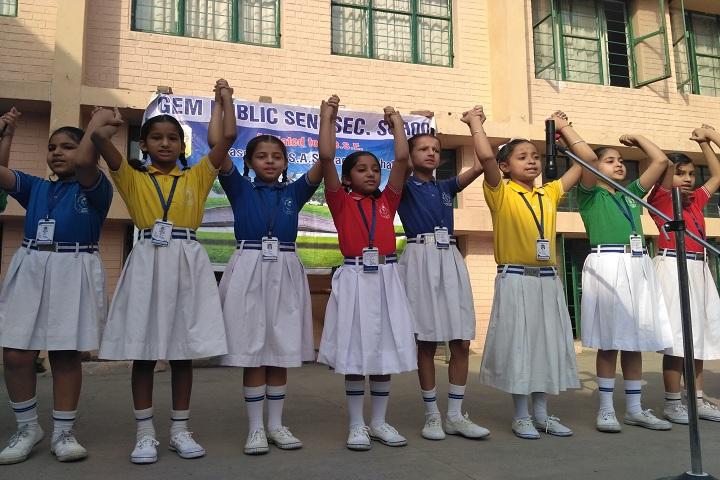 Gem Public School-Event