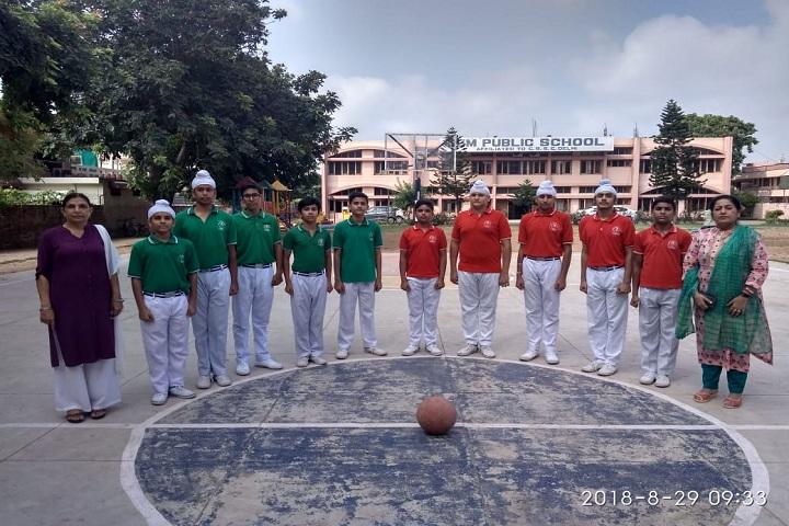 Gem Public School-Sports Event