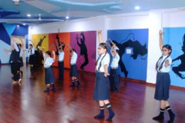 Gems Cambridge International School-Dance
