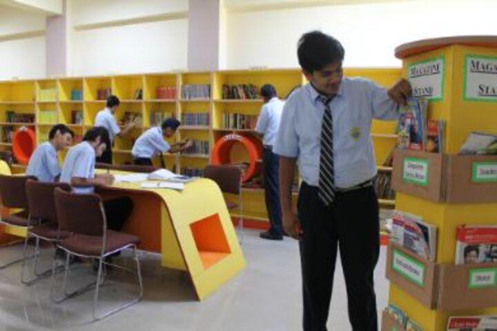 Gems Cambridge International School-Library