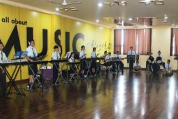 Gems Cambridge International School-Music