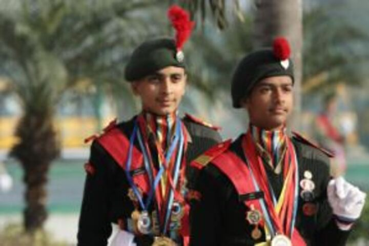 Gems Cambridge International School-Scouts and Guides