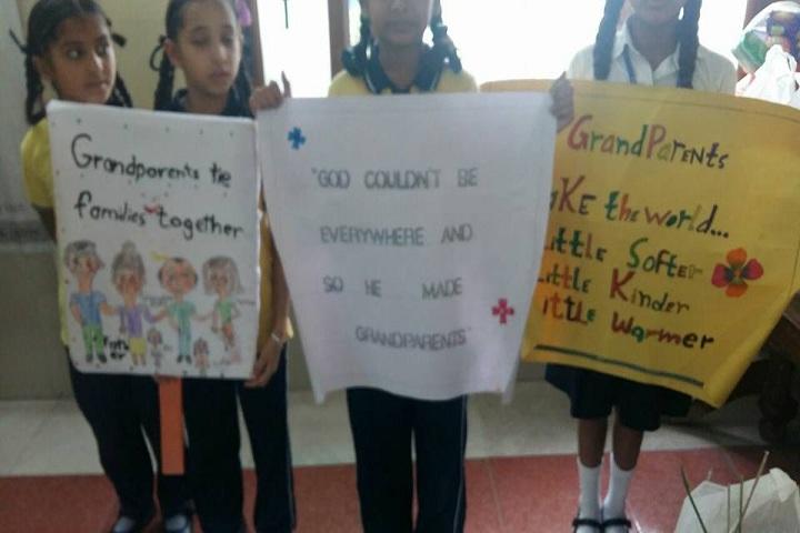 Gems Public School-Drawing Event