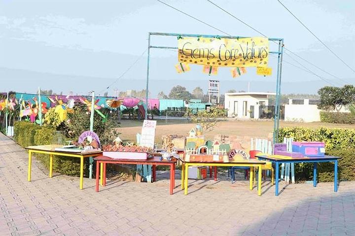 Gems Public School-Playground