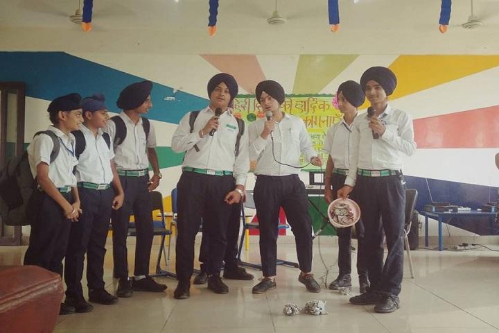 Gems Public School-Singing Event