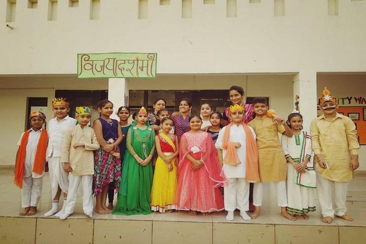 Gems Public School-Vijaya Dasami Event