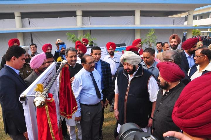 Gen Gurnam Singh Public School-Ceremony