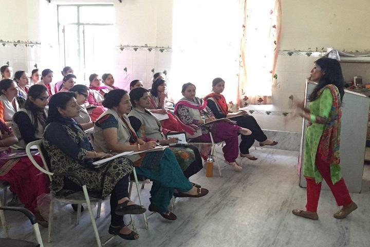 Genius International Public School-Workshop