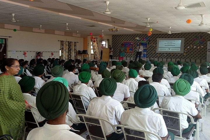 Genius International Public School-Event