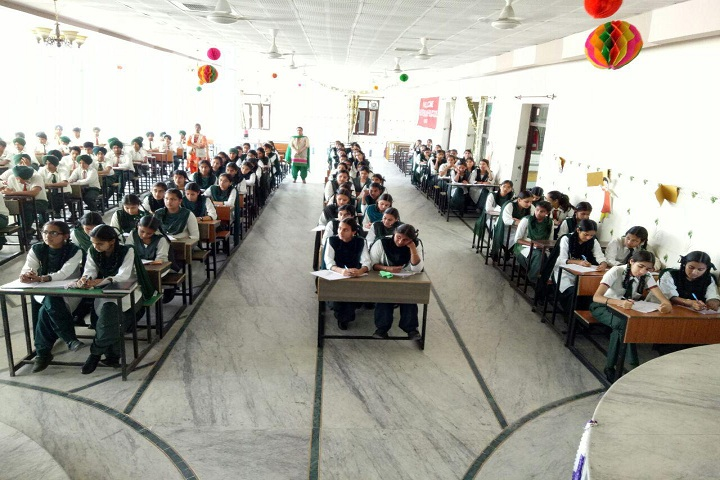 Genius International Public Schools-Students
