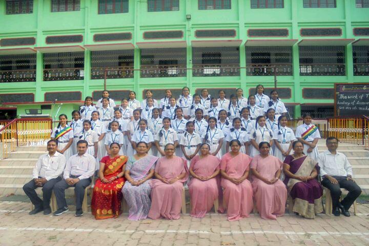 Holy Cross School-Group Photo
