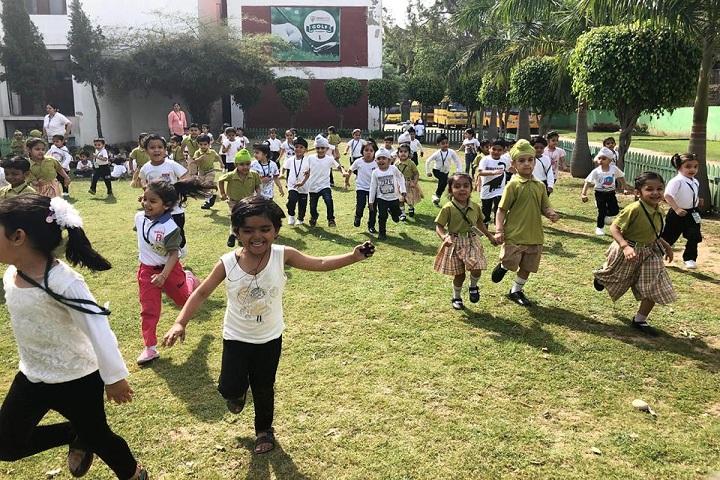 Gian Jyoti Global School-Games