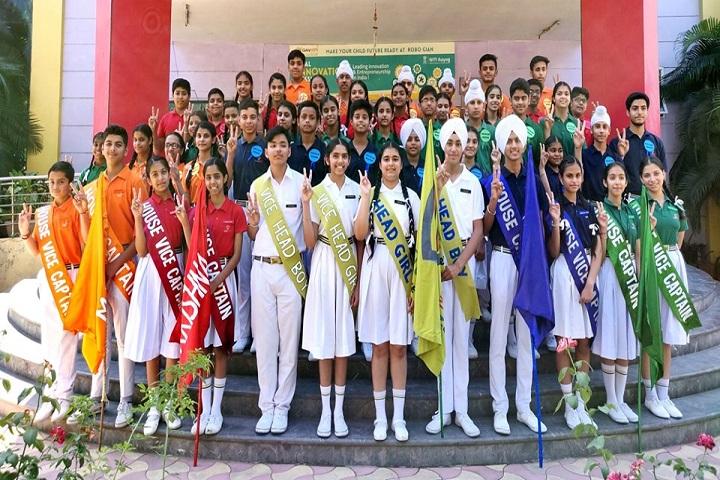 Gian Jyoti Global School-Students