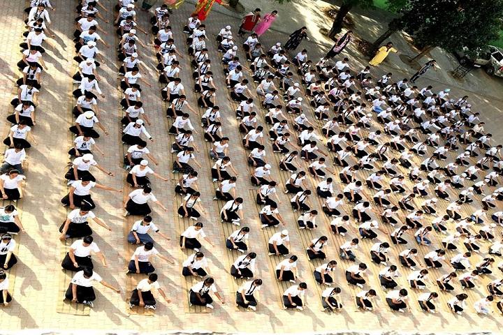 Gian Jyoti Global School-Yoga