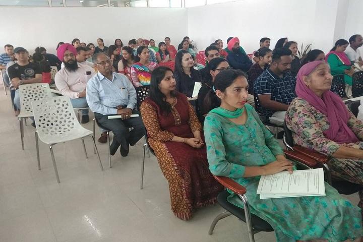 Gillco International School-Parenting Seminar