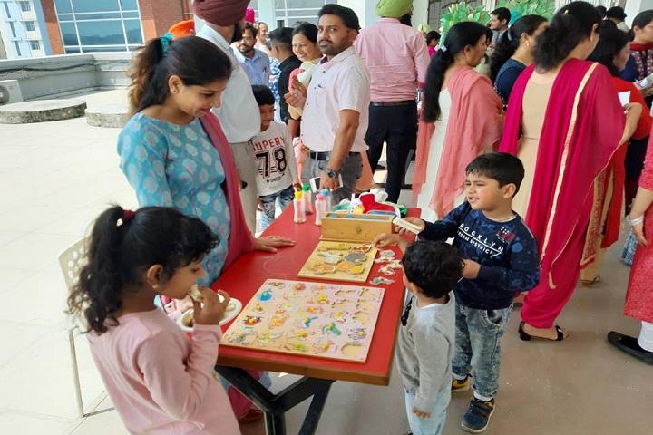 Gillco International School-Play School Event