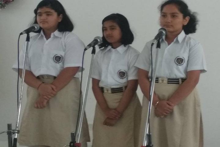 Gillco International School-Singing Event
