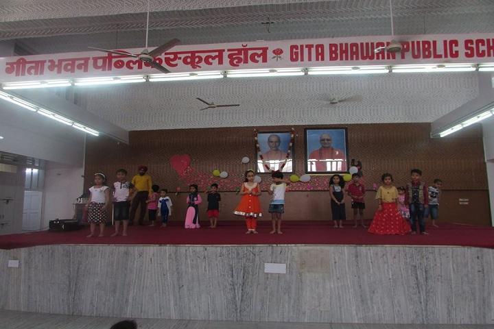 Gita Bhawan Public School-Auditorium