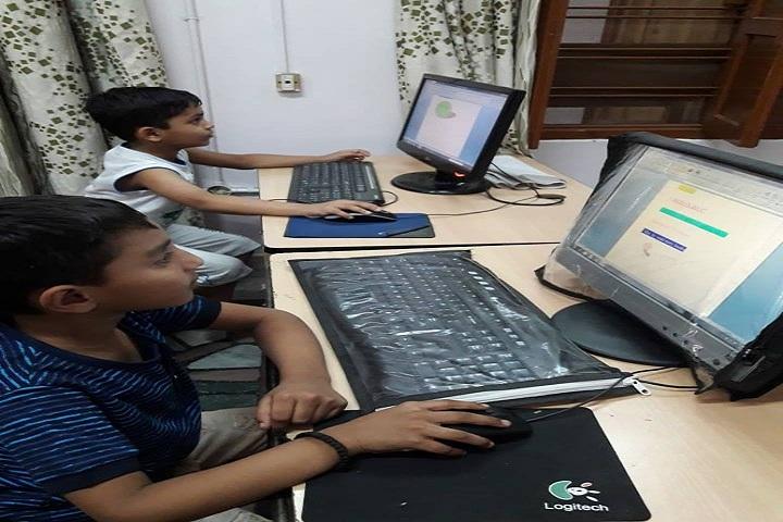 Gita Bhawan Public School-Computer Lab