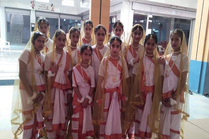 Gita Bhawan Public School-Cultural Event