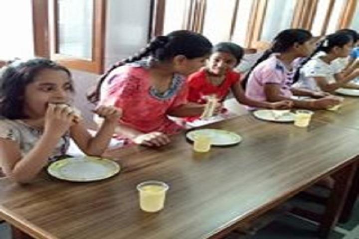 Gita Bhawan Public School-Food Court
