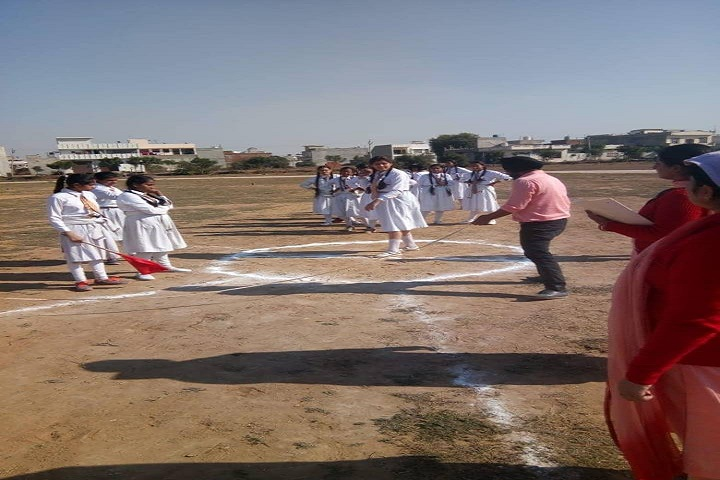 Gita Bhawan Public School-Playground
