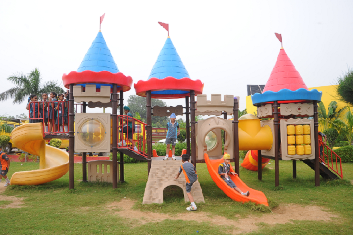 Berrys Global Discovery School-Play Area