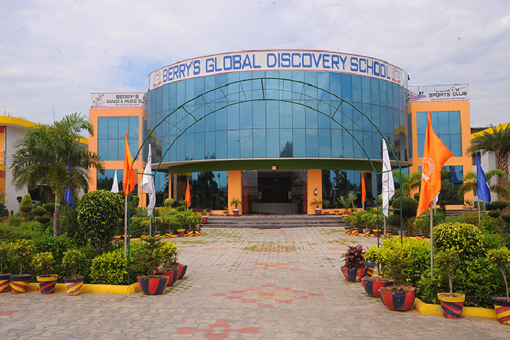 Berrys Global Discovery School- Campus View