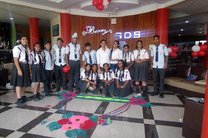 Berrys Global Discovery School-Students