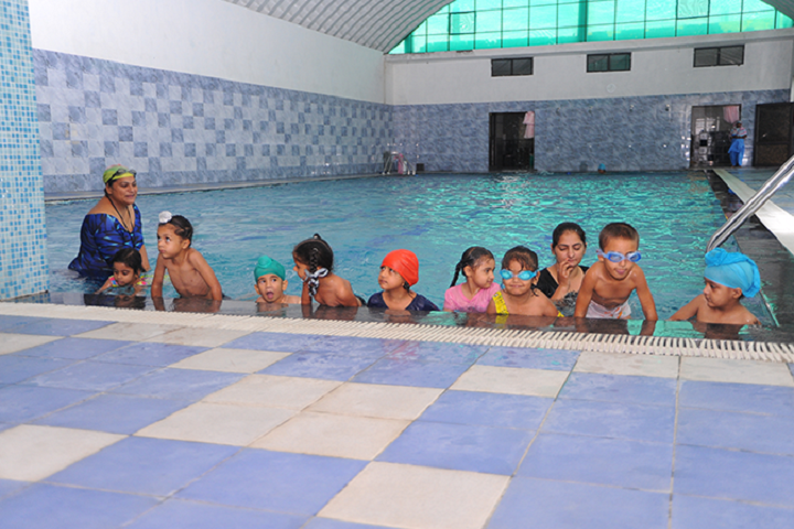 Berrys Global Discovery School-Swimming Pool