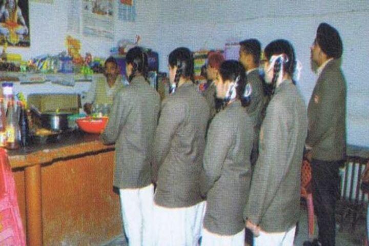Global Public School-Cafeteria