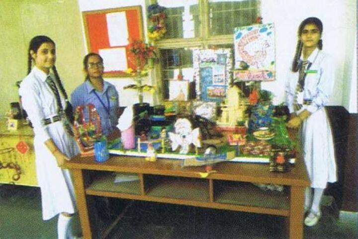 Global Public School-Craft Room